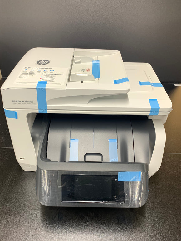 HP OfficeJet Pro 8725 All-in-One Printer | J7A28A
