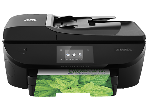 HP OfficeJet 5745 e-All-in-One Printer | B9S80A