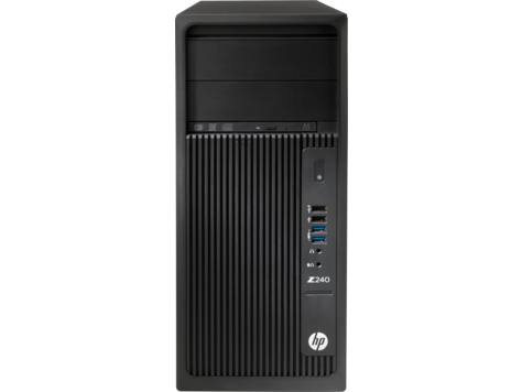 HP Z240 Tower Workstation L8T12AV
