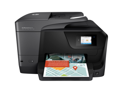 HP OfficeJet Pro 8715 All-In-One Printer | J6X78A#1H3