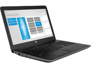 HP ZBook 15 G4 1JD31UT