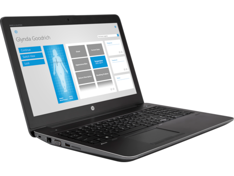 HP ZBOOK 15 G4 1JD35UT