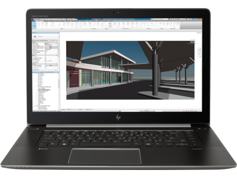 HP ZBook Studio G4 1MP22UT