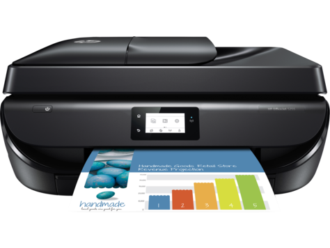 HP OfficeJet 5255 All-in-One Printer | M2U75A#B1H
