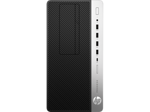 HP ProDesk 600 G4 Microtower 2VE73AV