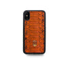 Orange Python Case