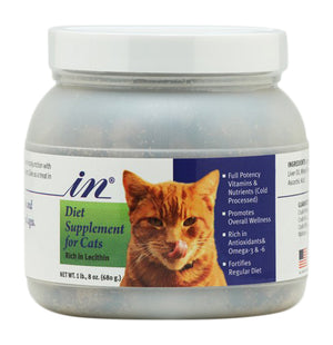IN® Supplement for Cats