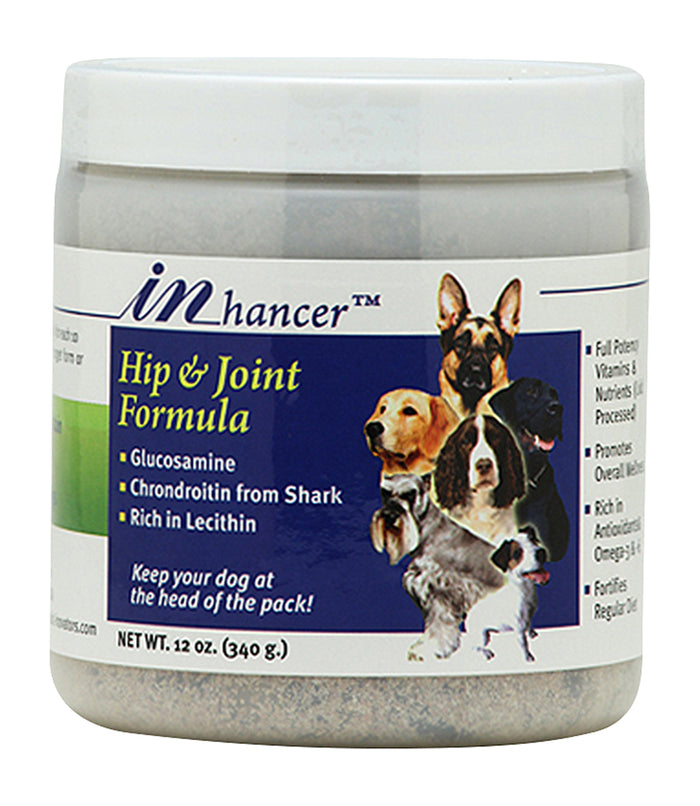 Sold Out - INhancer™ Hip & Joint Supplements for Dogs - Blue Label