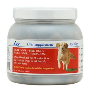 IN® Supplement for Dogs - Original Red Label