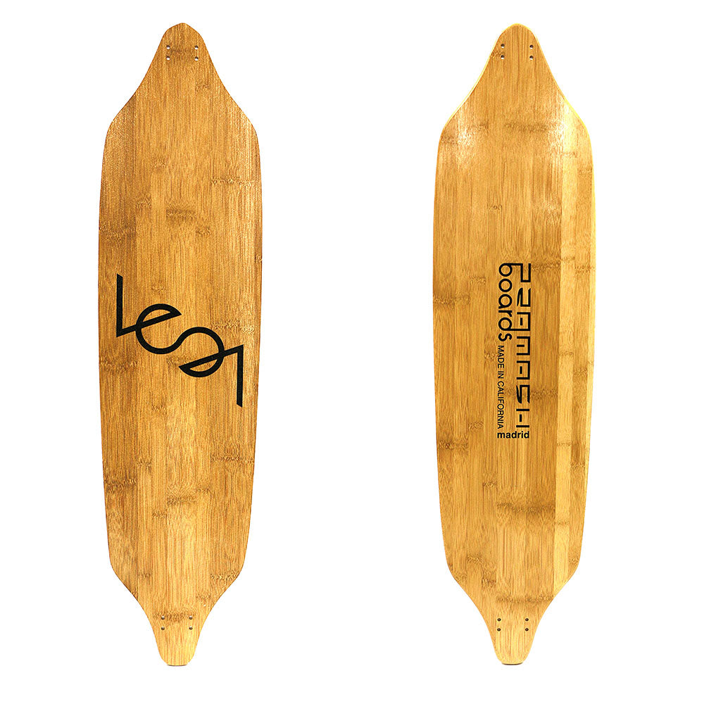 Bamboo Pro LeanBoard (Deck Only) - lean-boards