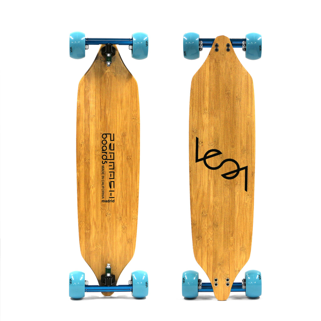Bamboo Pro LeanBoard (Complete) - lean-boards