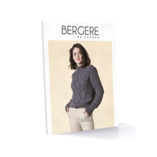 Bergère de France - Magazine - No 19 - Caprice
