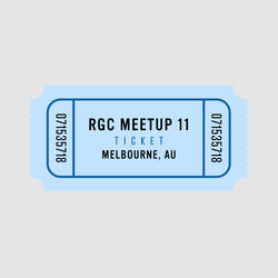 RGC Meetup - Dec. 13th - Melbourne, Australia - Royal Park GC - Reservation