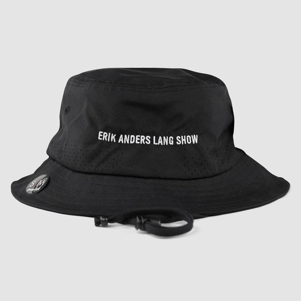 EAL Show Bucket Hat (Black)