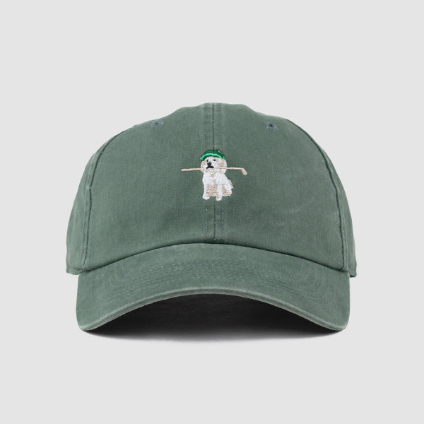 Next Up Dad Hat (Vintage Green)