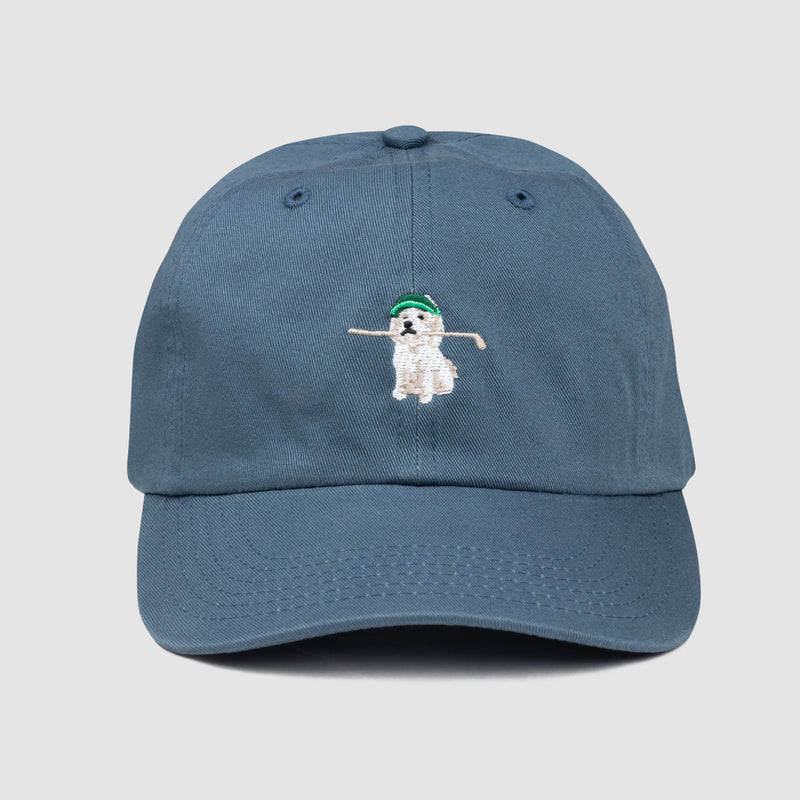 Next Up Hat (Slate Blue)