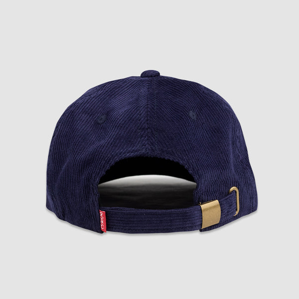 Powercut Corduroy Hat (Navy)