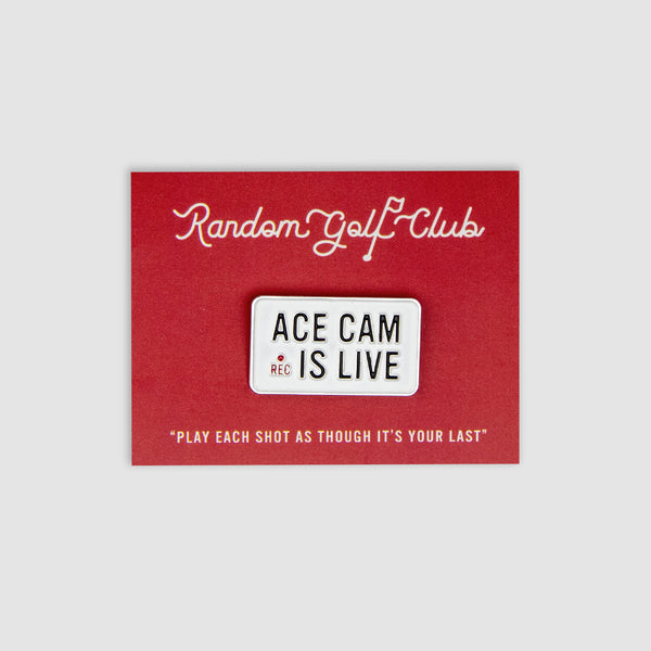 Ace Cam Pin