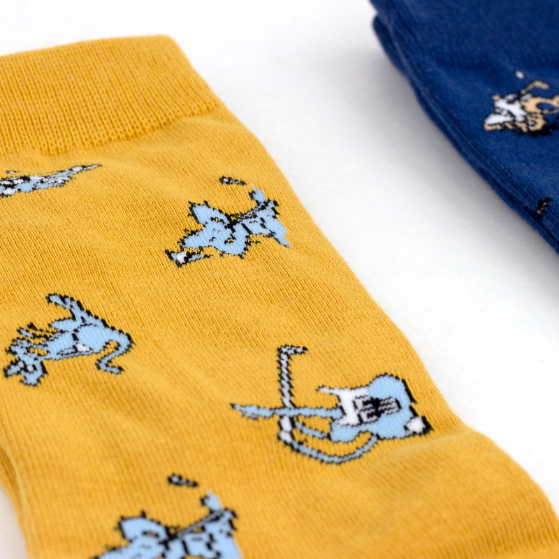 Character Dress Socks (3-Pack)