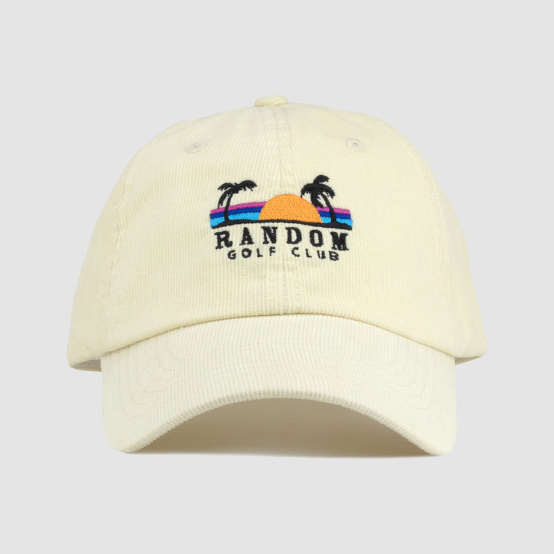 Paradise Dad Hat (Cream)