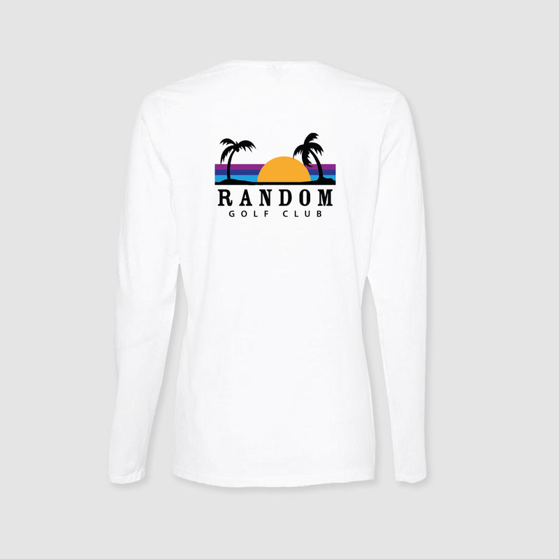 Paradise Long Sleeve Tee (Womens)
