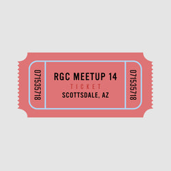 RGC Meetup - Jan. 31st - Scottsdale, AZ - Orange Tree GC - Reservation