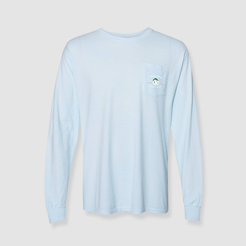 Smooth 7 Pocket Long Sleeve Tee