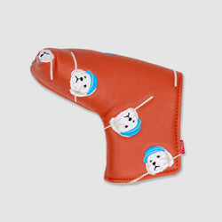 Snowball Blade Putter Cover