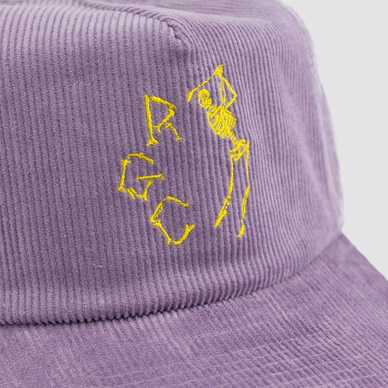 Til' Death Hat (Purple)