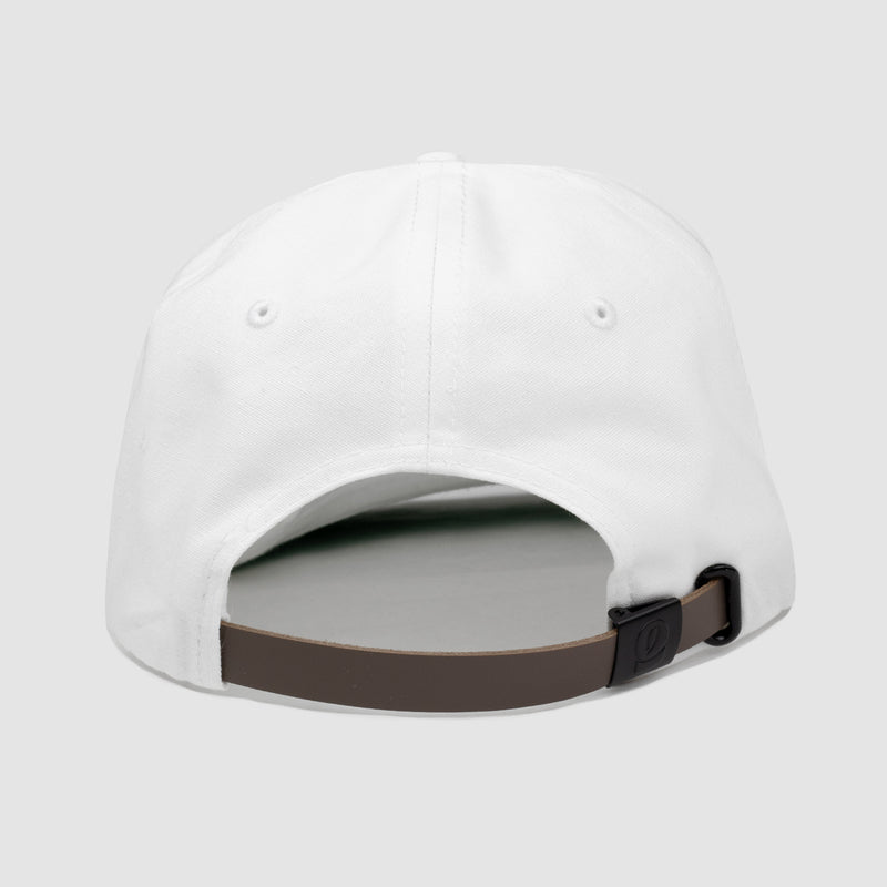 Tour Snowball Rope Hat (White)