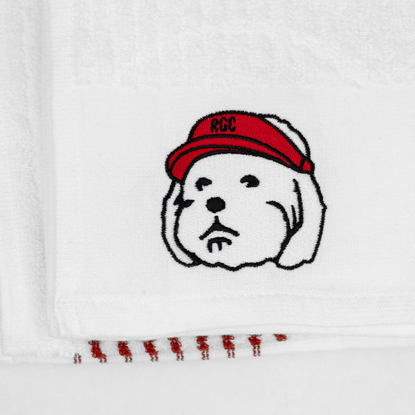 Tour Snowball Towel