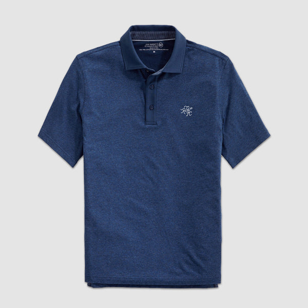 vineyard vines X RGC Monogram Polo (Navy)