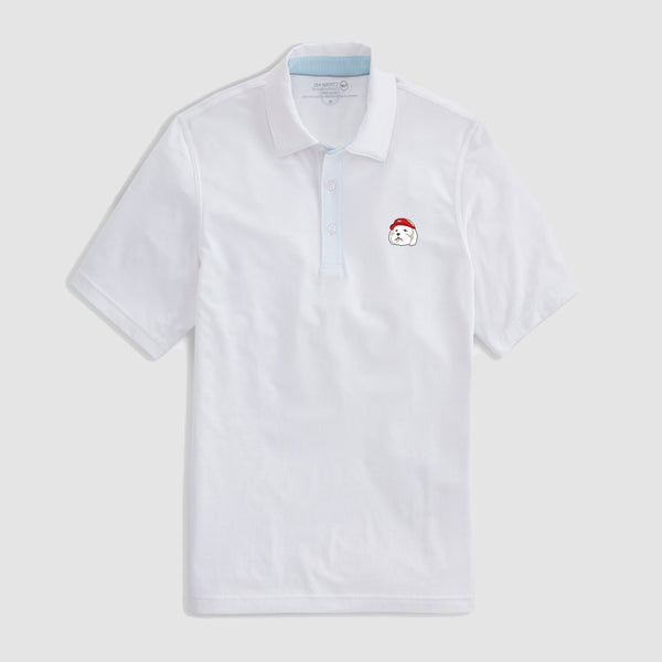 vineyard vines X RGC Snowball Polo (White)