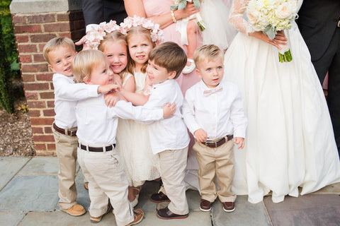 Children and Weddings