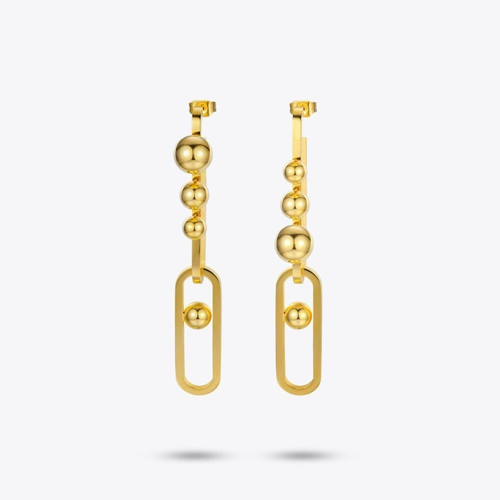 Ball Drop Earrings , jewellery- Gilly and Bae