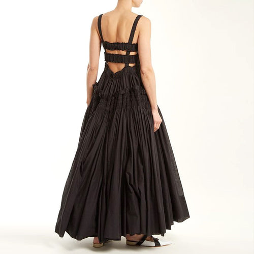 Meyers Pleated Dress