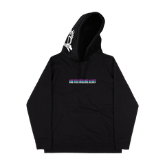 Are You Feeling Alive? Black Hoodie