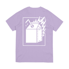 Are You Feeling Alive? Lilac T-Shirt