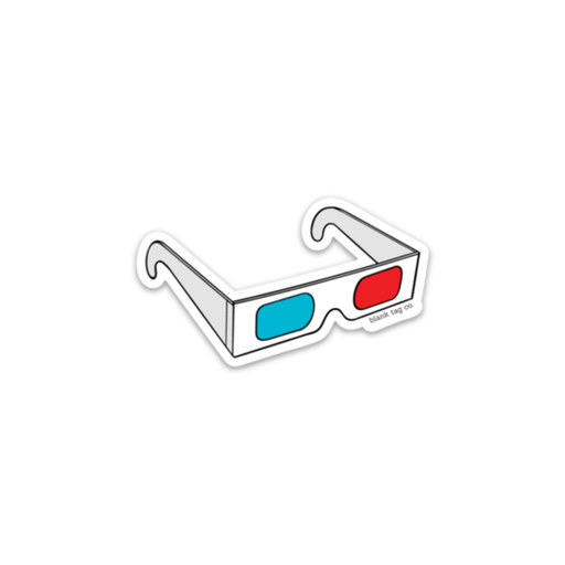 The 3D Glasses - Product Image