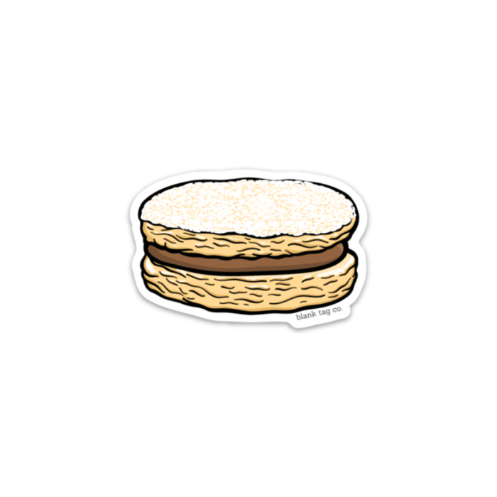 The Alfajor Sticker - Product Image