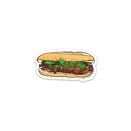 The Banh Mi Sticker - Product Image