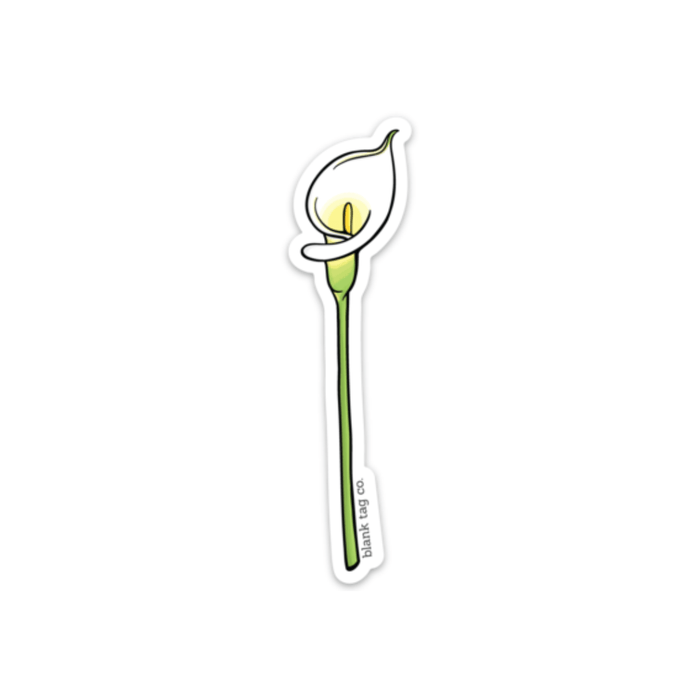 The Calla Lily - Product Image