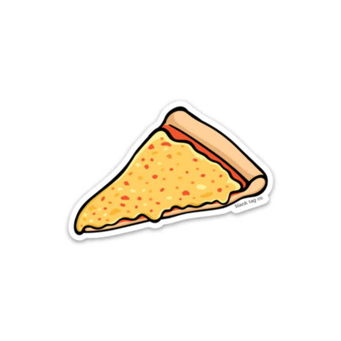 The Cheese Pizza Slice Sticker - Product Image