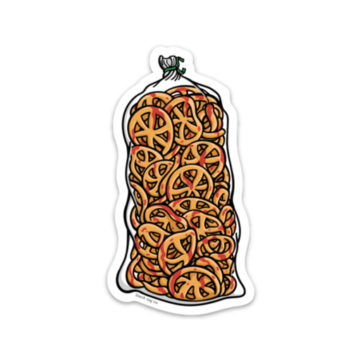 The Chicharrones Sticker - Product Image