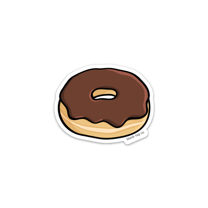 The Chocolate Glazed Donut - Product Image
