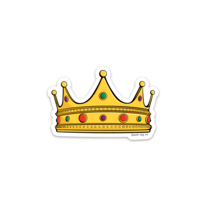 The Crown Sticker - Product Image