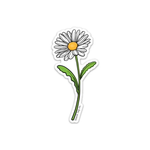 The Daisy Sticker - Product Image