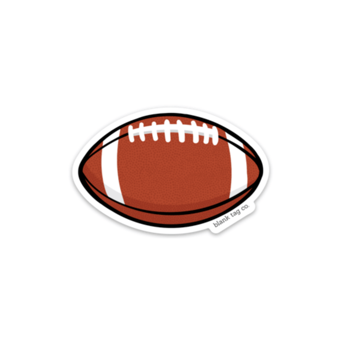 The Football Sticker - Product Image