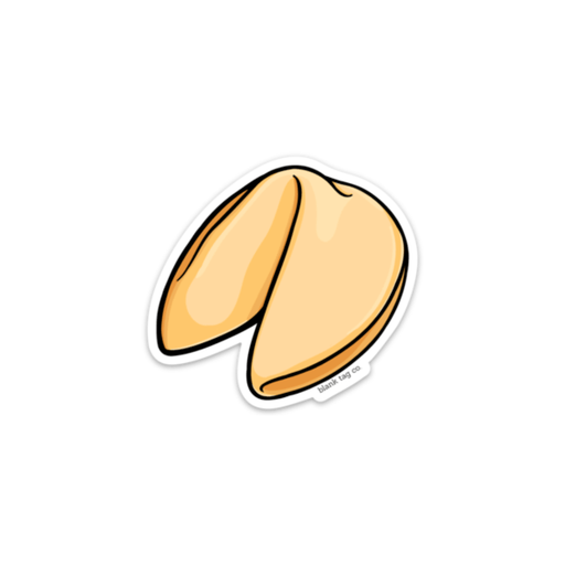 The Fortune Cookie Sticker - Product Image