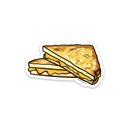 The Grilled Cheese Sticker